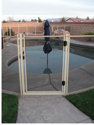Inland Empire Pool Fence
